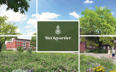 Naam woongebouw Soesterberg bekend: Het Kwartier