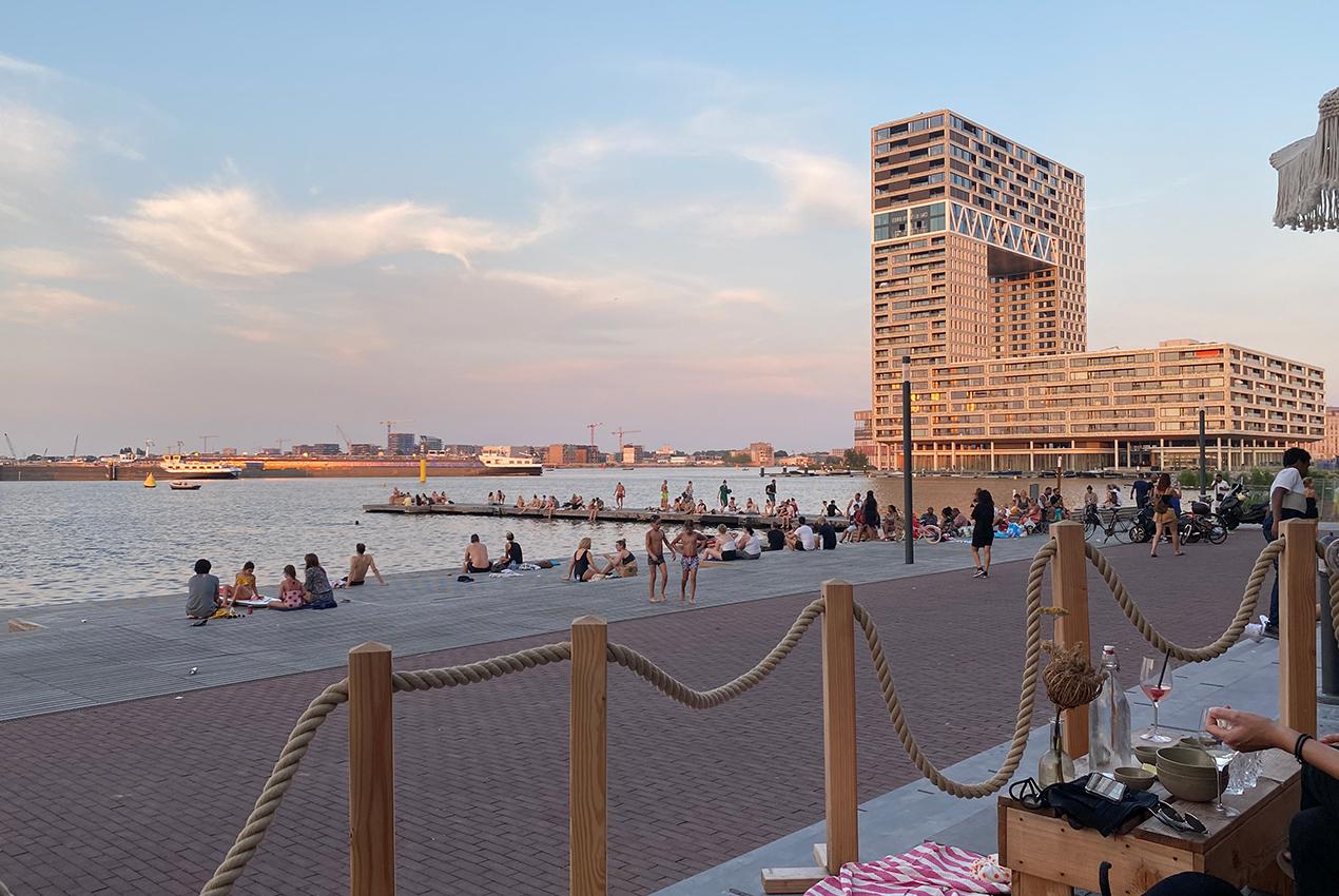 IQNN Development - Urban Beach
